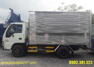 Xe tải Isuzu 2t4 QKR Isuzu 2t4 tổng tải 4t99